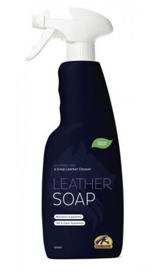 CAVALOR Leather Soap - ziepes ādas izstrādājumu kopšanai 500ml
