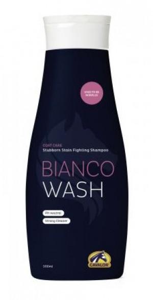 CAVALOR Bianco Wash - šampūns zirgiem 500ml