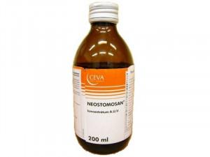 Neostomosan koncentrāts  200 ml