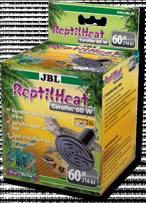 JBL ReptilHeat - siltuma lampa terārijiem
