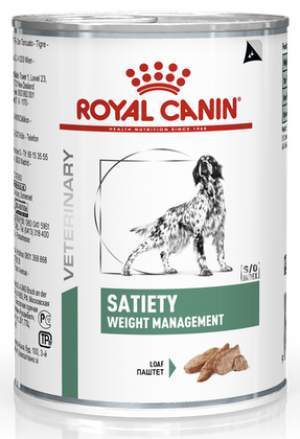 Royal Canin Satiety Weight Management Wet Dog 6 x 0.4 kg