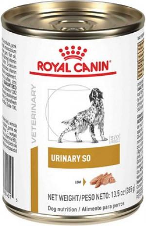 Royal Canin Urinary S/O Wet Dog 6 x 410g