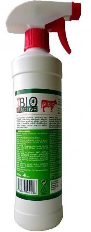 3BIO active  repellent spray  500ml