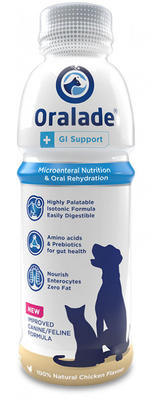 ORALADE GI SUPPORT 500ML