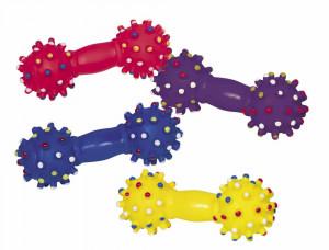 NOBBY ''Vinyl Dumbbell'' - vinila rotaļlieta suņiem, hantele
