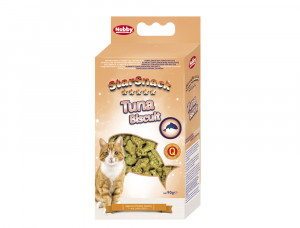 NOBBY StarSnack Tuna Biscuit - gardumi kaķiem 90g