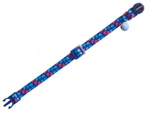 "Nobby ""Heart Dark Blue"" - kaklasiksna kaķiem, tumši zila"