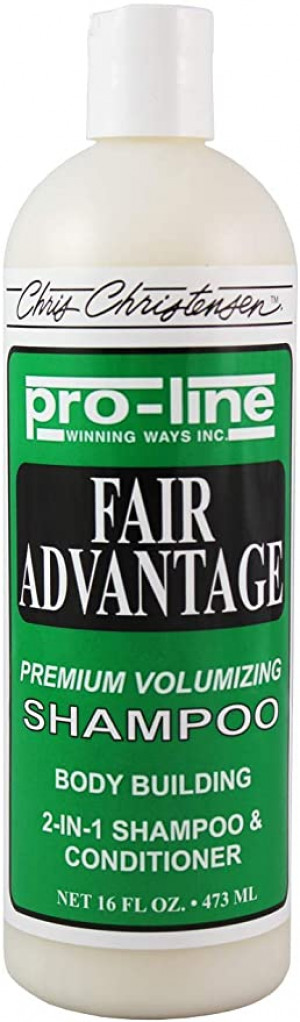 CHRIS CHRISTENSEN ProLine Fair Advantage Shampoo - šampūns suņiem un kaķiem 473ml