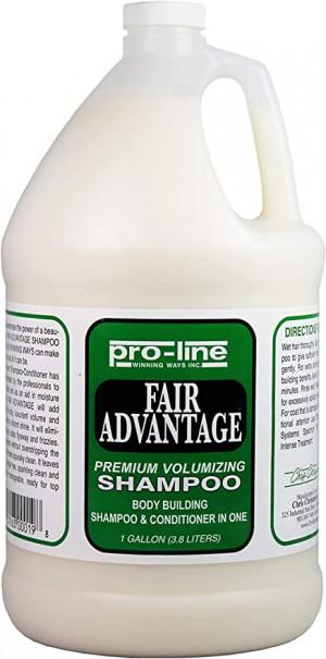 CHRIS CHRISTENSEN ProLine Fair Advantage Shampoo - šampūns suņiem un kaķiem 3,78 L