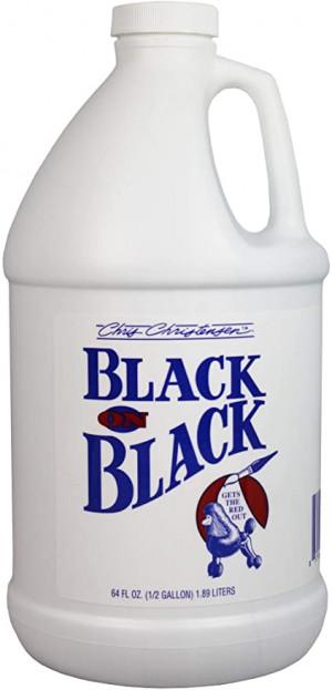 CHRIS CHRISTENSEN Black On Black Shampoo - šampūns suņiem un kaķiem 1,89 L