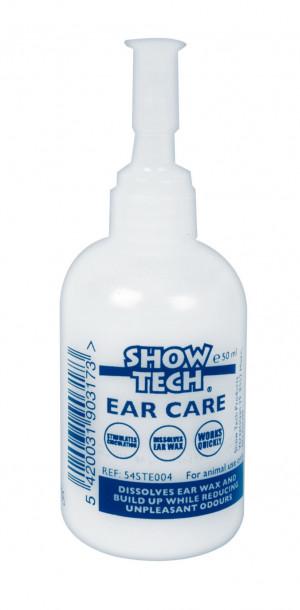 Show Tech Ear Care Cleaner - ausu tīrīšanas līdzeklis suņiem un kaķiem 50ml