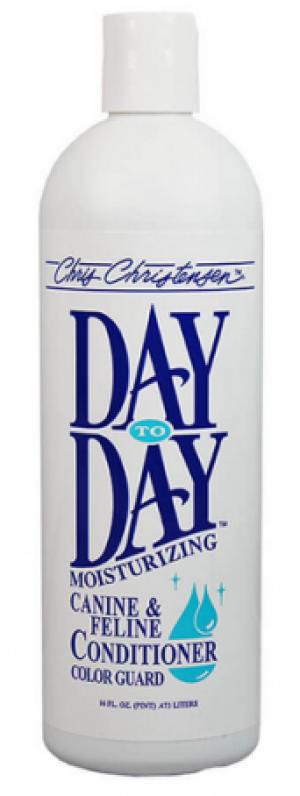 CHRIS CHRISTENSEN Day to Day Conditioner - kondicionieris suņiem un kaķiem 473ml