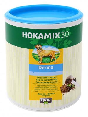 HOKAMIX 30 Derma - papildbarība suņiem 350g