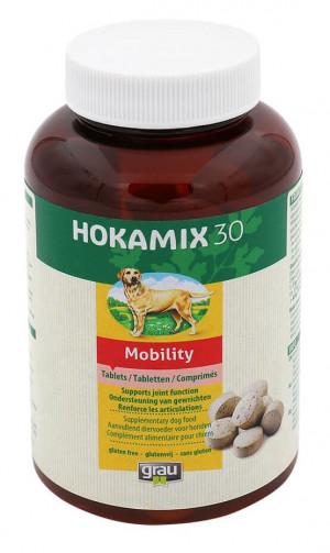 HOKAMIX 30 Mobility Tablets - papildbarība suņiem 190 tab.