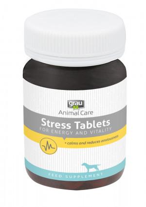 GRAU Animal Care Stress Tablets - papildbarība suņiem 120 tab.