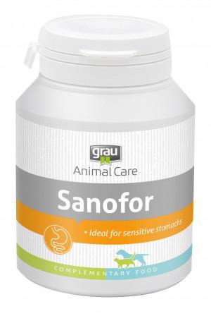 GRAU Animal Care Sanafor - papildbarība suņiem un kaķiem 150g