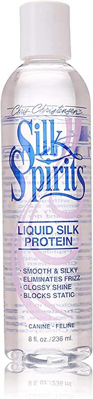 CHRIS CHRISTENSEN Silk Spirits Conditioner - kondicionieris suņiem un kaķiem 236ml