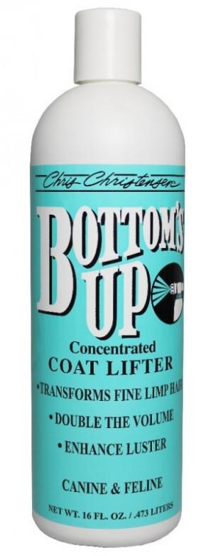 CHRIS CHRISTENSEN Bottoms Up Coat Lifter - veidošanas līdzeklis suņiem un kaķiem 473ml