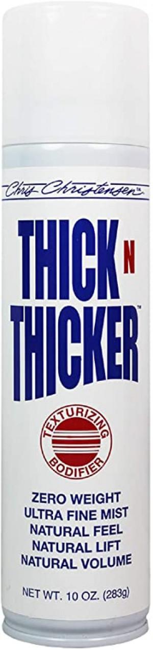 CHRIS CHRISTENSEN Thick N Thicker Texturizing Bodifier Spray - veidošanas līdzeklis suņiem un kaķiem 283g