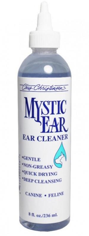 CHRIS CHRISTENSEN Mystic Ear Cleaner - ausu tīrīšanas līdzeklis suņiem un kaķiem 236ml