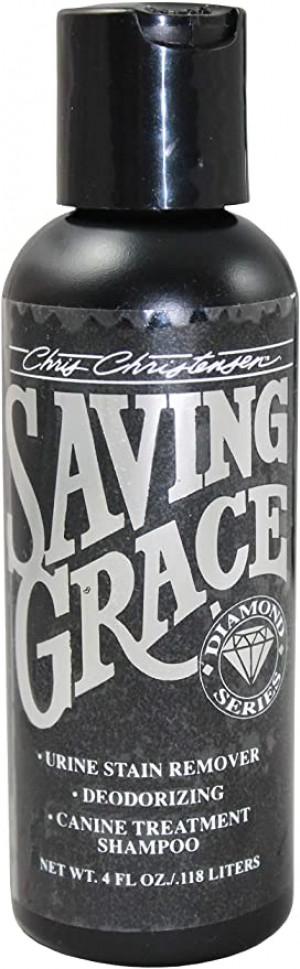 CHRIS CHRISTENSEN Saving Grace Shampoo - šampūns suņiem un kaķiem 118ml