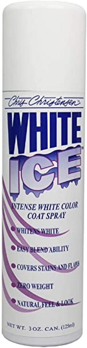 CHRIS CHRISTENSEN White Ice Spray - aerosols suņiem un kaķiem ar baltu apmatojumu 125ml