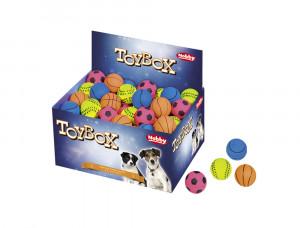 NOBBY Foam Rubber Ball - rotaļlieta suņiem