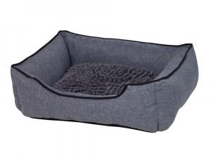 """NOBBY Comfort bed square Classic """"MOPPY"""" - guļvieta suņiem un kaķiem"""