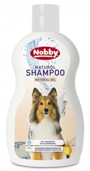 NOBBY Natural Oil Shampoo - šampūns suņiem 300ml