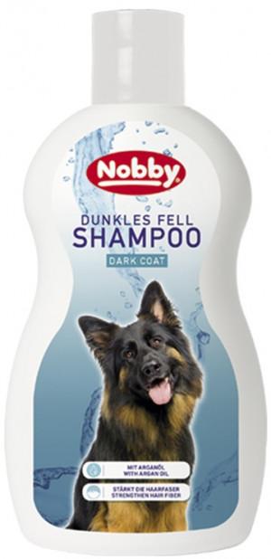 NOBBY Dark Colour Shampoo - šampūns suņiem 300ml