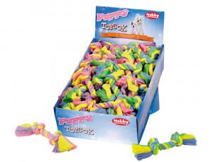 """NOBBY """"Cotton rope"""" - rotaļlieta suņiem"""
