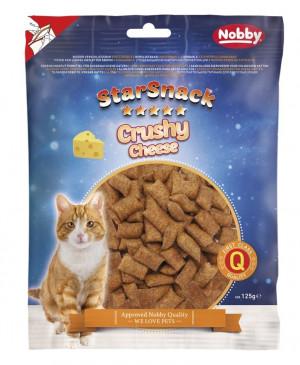 Nobby STARSNACK Crushy Cheese - gardumi kaķiem 125g