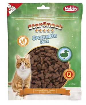 Nobby STARSNACK Cat Croquette Duck - gardumi kaķiem 125g
