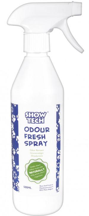 Show Tech Odour Fresh Spray 500ml Odor remover - līdzeklis smaku noņemšanai