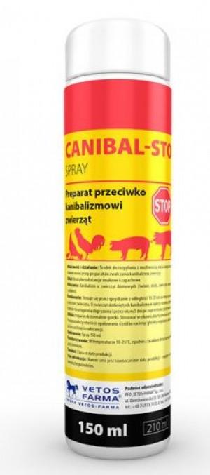 CANIBAL-STOP AEROSOLS  150ML