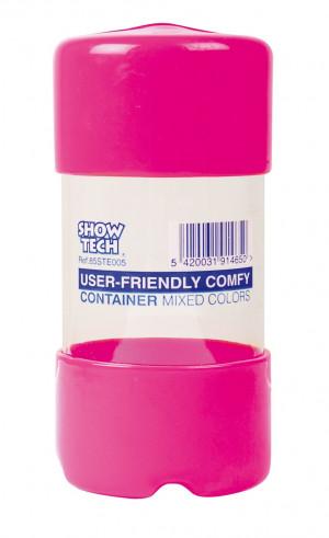 Show Tech User Friendly Comfy Container Pink Container - uzglabāšanas trauks