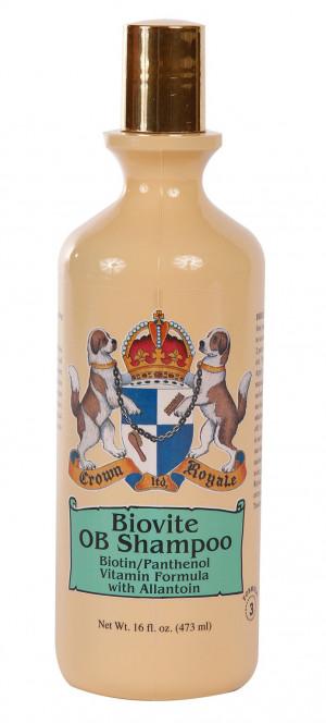 Crown Royale Biovite #3 Shampoo - šampūns suņiem 473ml