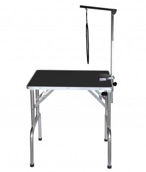 Show Tech SS Grooming Table Black Show Table - grūminga galds 70 x 48 x 76 cm
