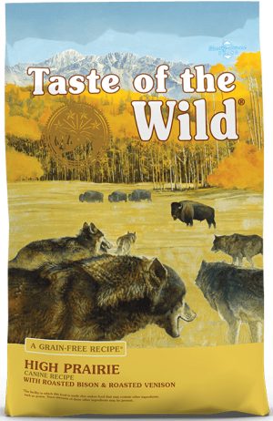 TOW Taste Of The Wild High Prairie Canine Dog Formula 3 x 18kg