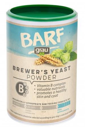 GRAU Barf Brewer's Yeast Powder - papildbarība suņiem 150g
