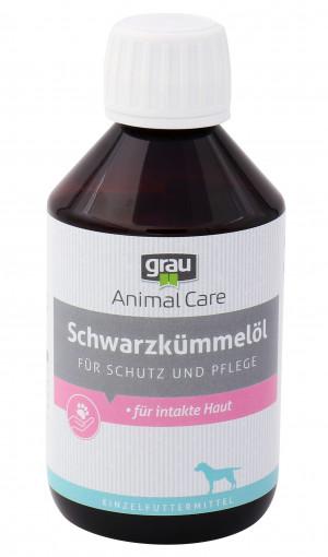 GRAU Black Seed Oil - papildbarība suņiem 250ml