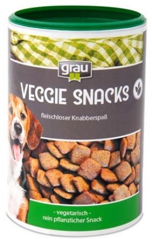 GRAU Veggie Snack - gardumi suņiem 400g