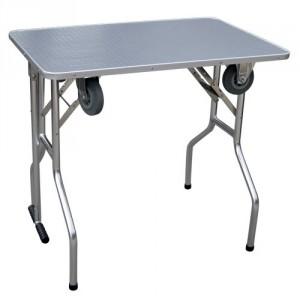 ShowTech Pro Series grūminga galds ar riteņiem 110 x 60 x 80 cm