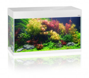 Akvārijs Aquael Set Optiset 125 White, balts