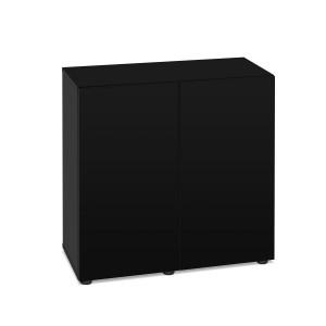 Aquael OPTI SET CABINET - skapītis akvārijam Aquael Set Optiset 125, melns