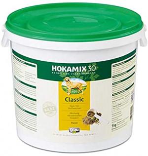HOKAMIX 30 Classic Powder - papildbarība suņiem 5kg