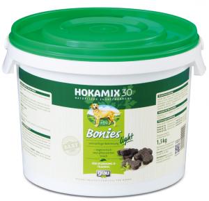 HOKAMIX 30 Bonies Light Snack - papildbarība suņiem 1,5kg
