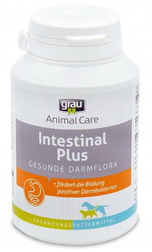 GRAU Animal Care Intestinal Plus Tablets - papildbarība suņiem un kaķiem 120 tab.
