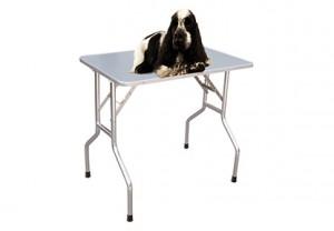 ShowTech Pro Series grūminga galds bez riteņiem 90 x 60 x 80 cm