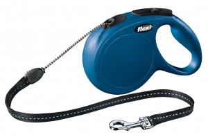 Flexi New Classic M 8m (virve) zila